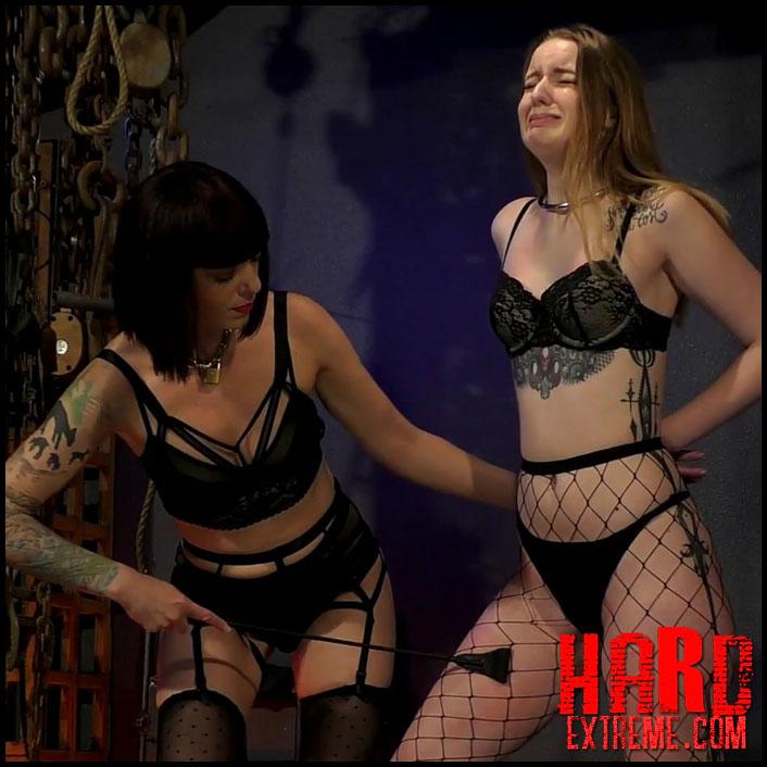 Watch Free Abigail Dupree - Lesbian Pussy Slap with